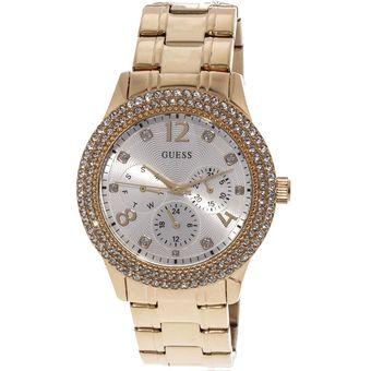 Compra Reloj Guess W1097L3 Para Dama Oro Rosa online  a883388bbee7