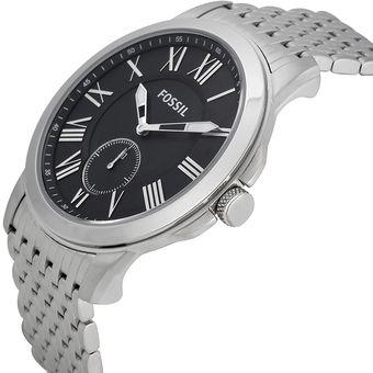 28da58d2eea2 Compra Reloj Fossil FS4944-Plateado online