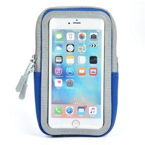 3eeea63ece0 Armband, Bolsas De Brazo Con Pantalla Táctil 4,3 Inch (Azul)