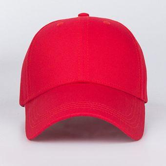 Gorras de béisbol de modaveranoMujer Hombre Sport sombreros sombrilla  Piscina Rojo a549a08df78