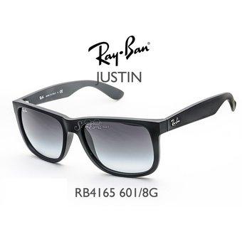 9688629536d71 Compra Lentes De Sol Ray Ban Wayfarer Justin RB4165 601 8G Matte ...