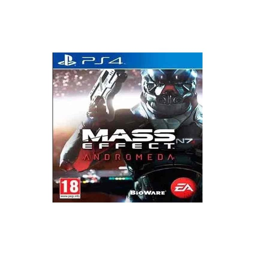 Juego Mass Effect Andromeda Ps4 Original Sellado
