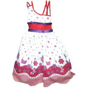 d1ca67b38 Vestido Para Niña De Fiesta Colección Jardín Ropa Para Niñas