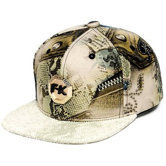 Compra Hombres europeo-americana Universal Gorra de cuero Hip Hop ... b2f5795b31d7