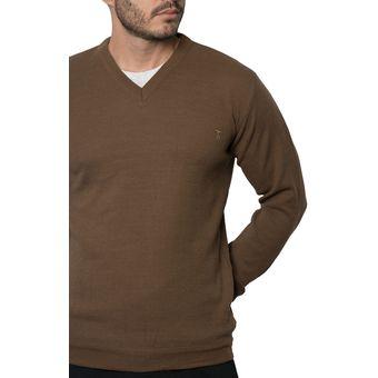 Compra Saco Polo 201 Totas Para Hombre Café online  93e6399ea91
