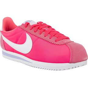 hot sale online e9ff2 fff09 Zapatos Deportivos Mujer Nike Classic Cortez Nylon-Rosa