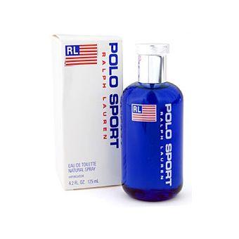 De Polo Toilette Ralph Para 125 Ml Sport Perfume Caballero Lauren Eau L5ARjq43
