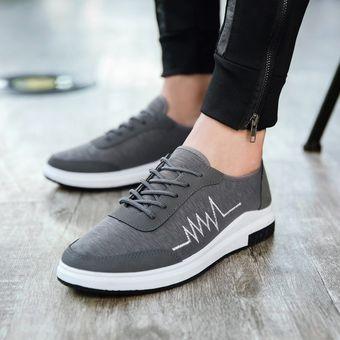 5ea8e87a588 Calzado Casual De Corte Bajo Para Hombre Zapatos Deportivos Para Hombre