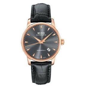 5009a567984b Reloj Mido Baroncelli Caballero M86003134-Negro