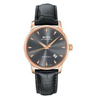 4acaed1eb48b Compra Reloj Mido Baroncelli Caballero M86003134-Negro online ...