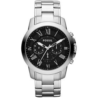 d7f79bb14bcf Compra Reloj Fossil FS4736 Plateado - Hombre online