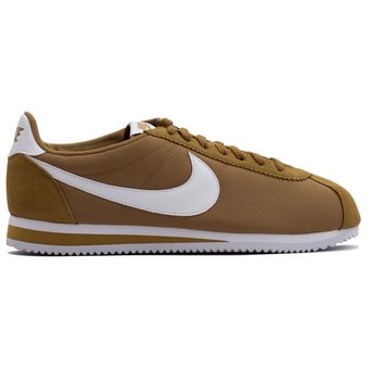 detailed look 2f922 bfc18 Agotado Zapatos Deportivos Hombre Nike Classic Cortez Nylon - Café