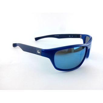 dcb36ce1fe Compra Lentes de Sol Lacoste L744S - Azul con clip magnetico online ...