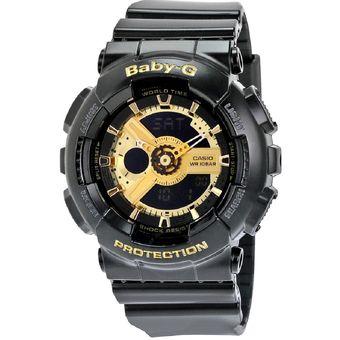 457c8447bb88 Compra Reloj Casio BABY-G BA-110-1A Negro Para Mujer online