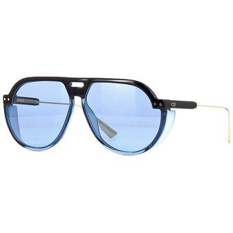 2d5f4da538608 Compra Lentes De Sol Christian Dior 51KU 61MM Azul online