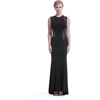 2e33e9252 Compra Elegante Boda Vintage Sirena Sexy Noche Maxi Vestidos online ...