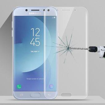 c4f8a52e826 MOFI Para Samsung Galaxy J7 (2017) Ultrafino 3D Film Protector De Pantalla  De Vidrio