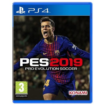 Videojuego Pro Evolution Soccer 2019 PlayStation 4