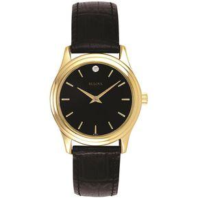 Reloj Bulova Corporate Dama 1 Diamante - 97Y01 - TIME SQUARE 40e9fdf7d9dc