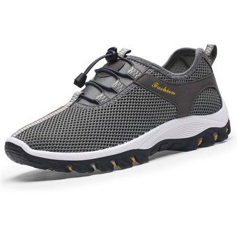 57af62798c8 Compra Zapatos De Senderismo Transpirables Zapatos De Hombre online ...