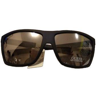 9742a1aa62 Compra Gafas Lentes De Sol Guess Para Hombre Estilo Gf0198 100% Uv ...