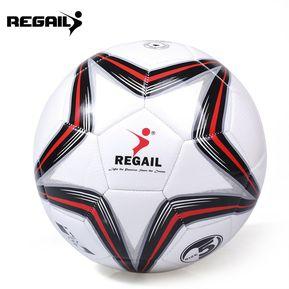 Tamaño Regail 5 Estrella De La PU Entrenamiento Del Fútbol Del Balón De  Fútbol 29aefc18e1858