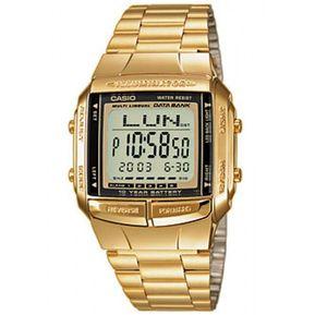 79e0b6804ce Reloj Casio Vintage DB360G Dorado