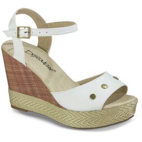 Zapatillas de Bio casa zapato con Plantilla de cuña - Bordo, 37