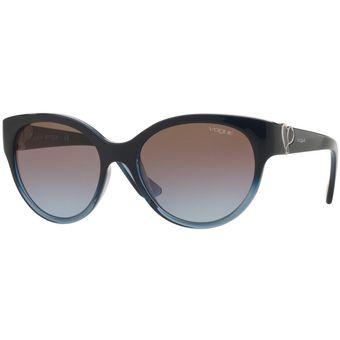 98f3100720 Compra Gafas VOGUE VO5035S-237948-56 Propionato Azul Mujer online ...