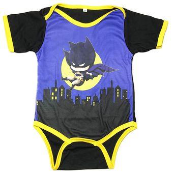 Compra Bodie Body Mameluco Bebes Superheroes Batman Toon online ... 3fe9a8247f3