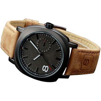 Compra Reloj Pulsera Casual Para Hombres - Negro online  6f3bd09a0cc3