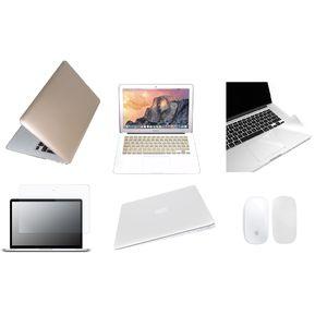 1f10d3904e8 Case Carcasa + Protector De Teclado / Puertos / Pantalla / Trackpad / Magic  Mouse Cover