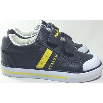 7763ade0f4fec Compra Zapato Nautica Para Niño Modelo Ka0652 Navy online