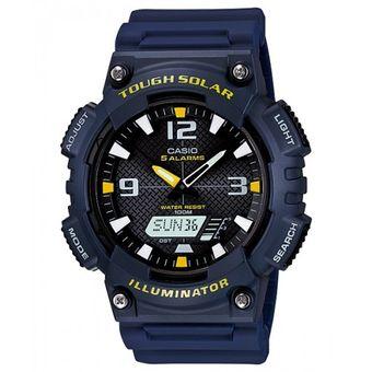 0daceff7d852 Compra Reloj Casio Para Hombre AQ-S810W-2A Funcionamiento A Energía ...
