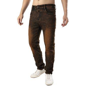 Compra Pantalones Rectos De Hombre Rectos Jeans online  2ab0b84e18f