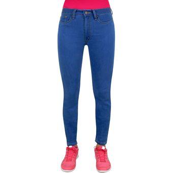 cb20a0765 Compra Pantalon Mezclilla Breton Jeans Skinny Para Dama – Azul ...