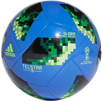 Compra Balón Fútbol Telstar Top Glider Rusia  5 Adidas Azul online ... c08c5ef79c2b2