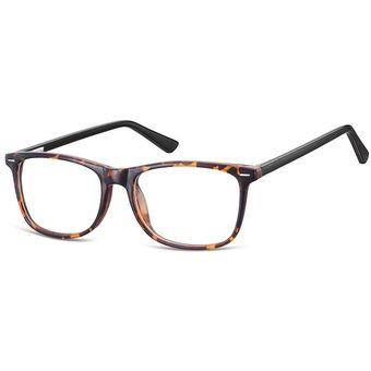 8d3f9fc1fb16e Gafas Monturas En Acetato Lentes Oftalmológicos Para Fórmula Médica CP153A  Café