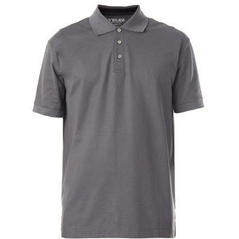 Compra Camiseta Talla XL Para Hombre Tipo Polo -Gris online  46cabe09ff845