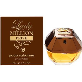 Compra Paco Rabanne Lady Million Prive Dama 80 Ml Edp Spray Online