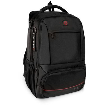 23b61d4aae8 Compra Bolso Morral Swiss Brand Veltins-Negro online