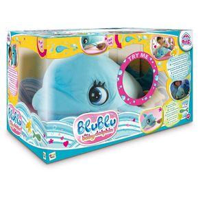 Delfin Blu Blu Peluche Interactivo Y Amoroso Boing Toys - 7031 90cdad77ebf