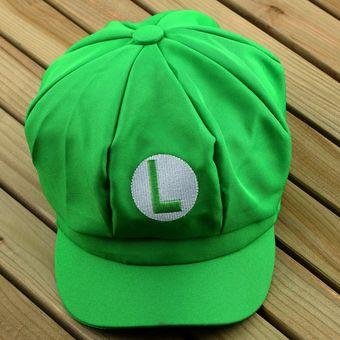 Compra Gorra tipo Mario Luigi - Importado - ajustable online  52034d0d1b2