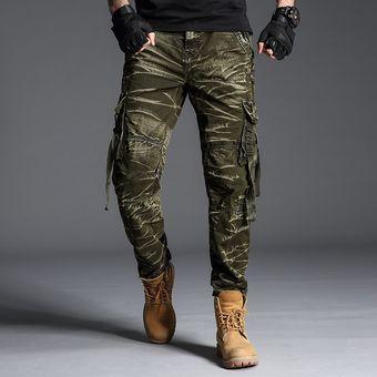 Pantalones De Banda Para Hombre Pantalones Militares De Camuflaje Tactico Para Hombres Pantalones De Combate Para Soldado Traje Militar De Trabajo Militar 6661 Cui Black Linio Peru Ge582sp0zxzl7lpe