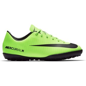 fc80795ef2618 Tenis Indoor de Niño Nike Mercurialx Victory VI-Verde