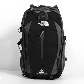1a57260f8d21f Morral 40 Litros Maletin The North Face Mochila Impermeable Camping Negro  RF 217