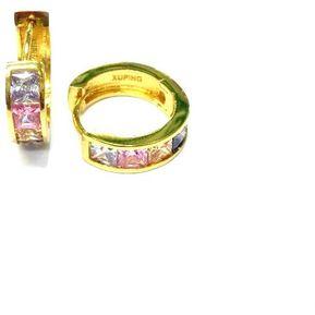 897c78883460 Compra Aretes largos de moda ENCISO JOYERIA en Linio Perú
