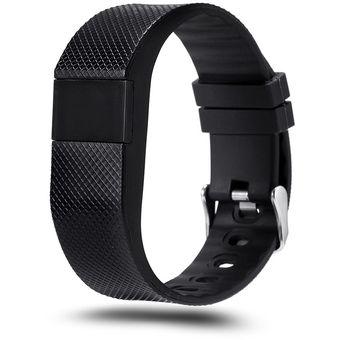 Fit Band Exo Smart E10 Podometro Y Bluetooth Negro