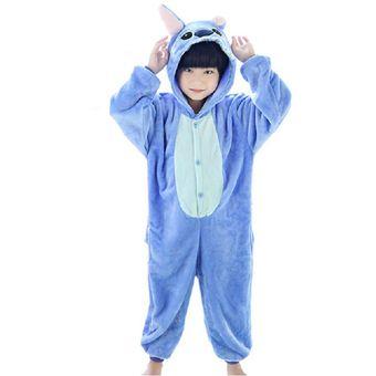 61e1a33f4799 Compra Pijama Kigurumi Polar Stitch Para Niños 115 -Purple online ...