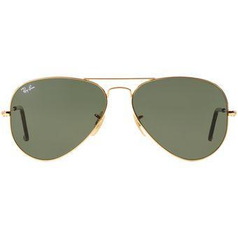 Compra Gafas Ray Ban de Sol 0RB3025 - 181 para Hombre-Dorado online ... d0c3cb349c